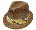 ショッピング麦わら帽子 CHRISTYS' CROWN(クリスティーズ・クラウン) 麦わら帽子 ストローハット