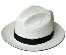 ニューヨークハット 帽子 ストローハット 中折れ...の商品画像