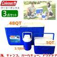 Coleman クーラーボックス COMBOコールマン 48QT 5QT 1/3JUGコンボ Cooler 45L【smtb-ms】0586081