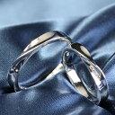 ペアリング シルバー メンズ & レディース 刻印対象 ペアリング 指輪 ブランド メッセージ 誕生石 4月 人気 ギフト 【コンビニ受取対応商品】 【prering_pa】 【pre20】