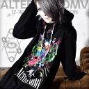 【ALTER VENOMV オルターベノム】Reasons PARKA†V系 ファッション メンズ ヴィジュア