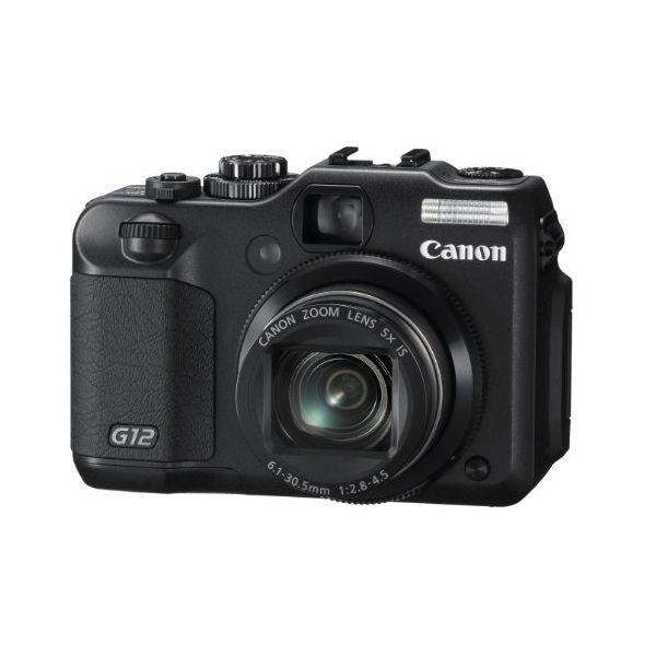 【中古】【1年保証】【美品】Canon PowerShot G12