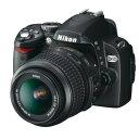 【中古】【1年保証】【美品】Nikon D60 18-55m...