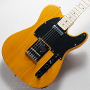 Squier by Fender 《スクワイヤー》Affinity Series Telecaster(Butterscotch Blonde/Maple Fingerboard)