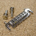 Montreux 《モントルー》 Selected Parts Montreux 《モントルー》 custom wrap around bridge Nickel [9126]