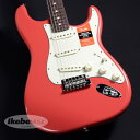 "Fender USA 《フェンダー》Limited Edition American Professional Stratocaster ""Solid Rosewood Neck"" (Fiesta Red)【あす楽対応】【oskpu】"