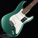 Fender MEX《フェンダー》Limited Edition Player Stratocaster (Sherwood Green Metallic/Pau Ferro) Made In Mexico 【あす楽対応】【oskpu】