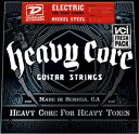 Dunlop (Jim Dunlop) 《ジム・ダンロップ》HEAVY CORE GUITAR STRINGS [HEAVY 7]10-60【7弦用】