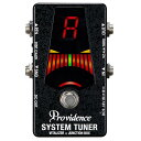 Providence 《プロヴィデンス》STV-1JB Black [TOTAL ROUTING SYSTEM with TUNER] 【