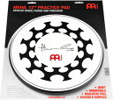 "MEINL《マイネル》 MPP-12-TL [Thomas Lang Artist Series Plactice Pad ] [ 12"" Size]"