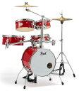 Pearl 《パール》 RT-645N/C #94 [Rhythm Traveler Ver.3S / キャンディ・アップル] 【ドラムスローン&スティック サービス!】【〜6..