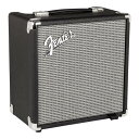 Fender USA《フェンダー》 Rumble 15 Ver.3 100V 15 Watts(8Ω), 8 speaker 【Bass Amp】 【oskpu】