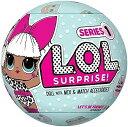 【送料無料】L.O.L. サプライズ! シリーズ1 7サプライズ ! LOL Surprise Do