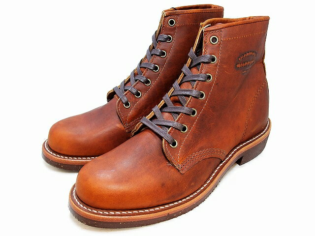 チペワ ブーツ 6インチ サービスブーツ タン CHIPPEWA 1901M26 6 Service Boots Tan MADE IN USA チペワ ブーツ 6インチ サービスブーツ タン CHIPPEWA 1901M26 6 Service Boots Tan MADE IN USA