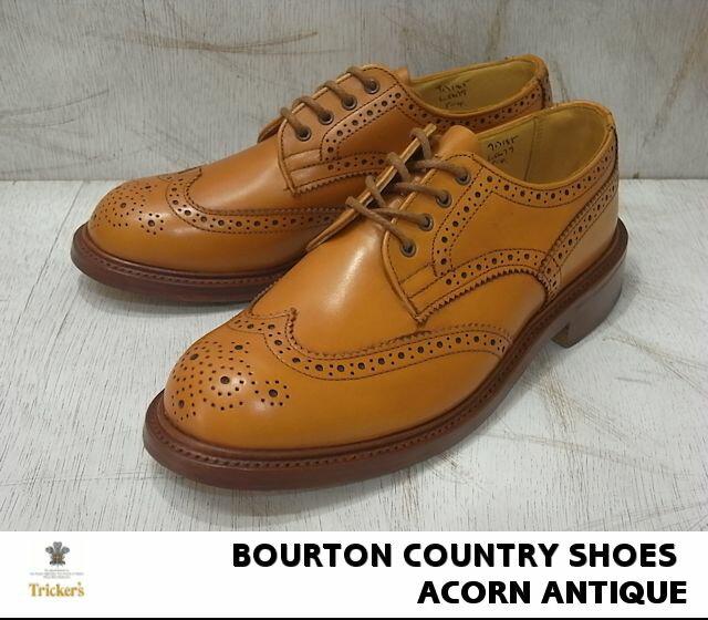 トリッカーズ バートン レディース カントリーブーツ ウィングチップ エイコンアンティーク レディース ブーツ Trickers L5679 Brogue Shoe Acorn Antique トリッカーズ バートン レディース カントリーブーツ ウィングチップ エイコンアンティーク レディース ブーツ Trickers L5679 Brogue Shoe Acorn Antique