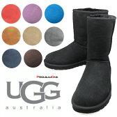 アグ オーストラリア ウィメンズ クラシック ショート UGG Australia WOMENS CLASSIC SHORT 5825 レディース ムートンブーツ シープスキン
