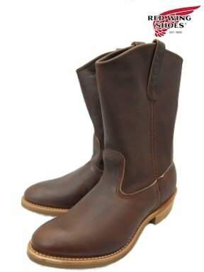 Red Wings Pecos Boots