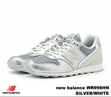 �˥塼�Х�� 996 ����С� �ۥ磻�� new balance WR996 HN newbalance WR996HN SILVER/WHITE ��ǥ����� ���ˡ����� 02P27May16