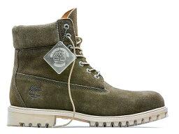 ティンバーランド ブーツ メンズ 6インチ プレミアムスエードブーツ グリーン Timberland A18PZ 6INCH PREMIUM SUEDE BOOT GREEN