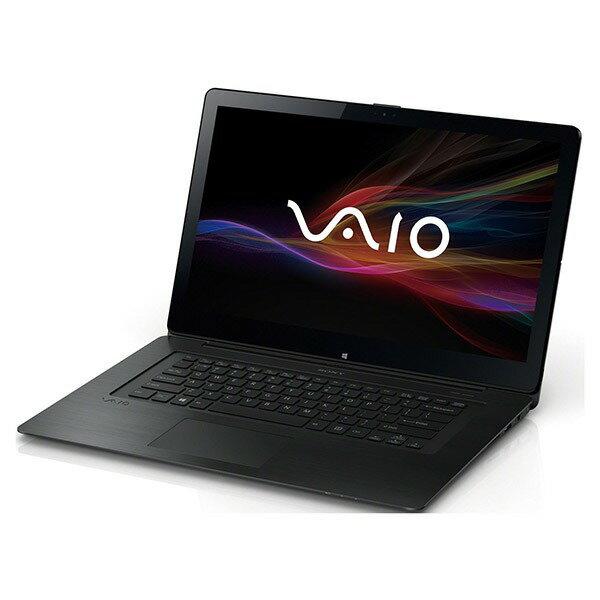 【送料無料】SONY SVF15N18DJB ブラック VAIO Fit 15A [ノートパソコン 15.5型ワイド液晶 HDD1TB]