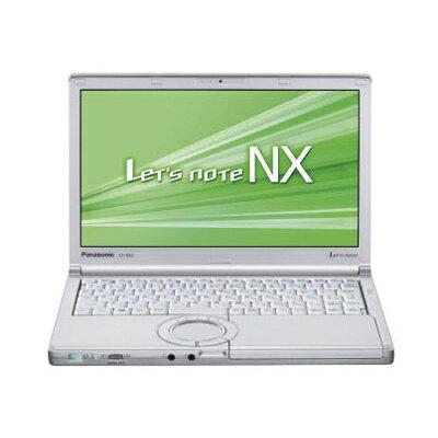 【送料無料】PANASONIC CF-NX2AFRCS Let's note NX2シリーズ [ノートパソコン 12.1型ワイド液晶 SS...