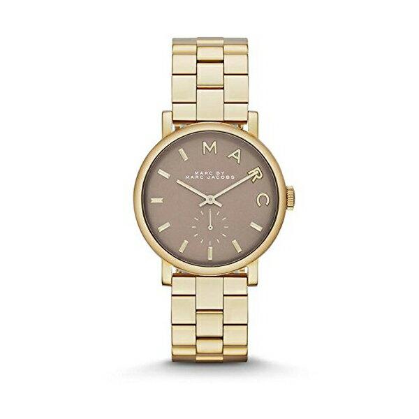 【送料無料】MARC JACOBS MBM3281 Baker (ベイカー) [クォーツ腕時計] 都会的な女性に贈る最高のリストウォッチである。