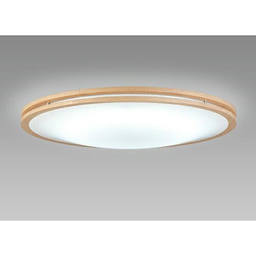 【送料無料】NEC HLDCD1264SG [洋風LEDシーリングライト(〜12畳/昼光色〜電球色/調光・調色) リモコン付き] タイマー リビング 照明 取り付け 簡単 取付 ホタルック