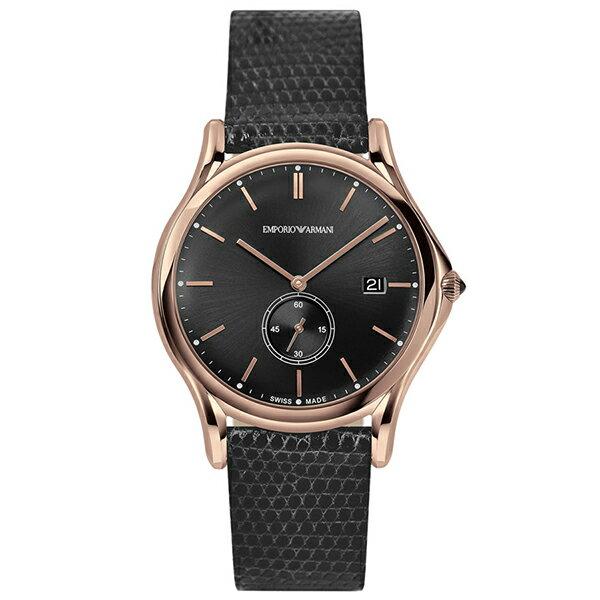 【送料無料】EMPORIO ARMANI ARS1003 ダークグレー [クォーツ腕時計(メンズ)] 【並行輸入品】