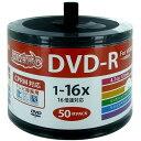 磁気研究所 HDDR12JCP50SB2 HI DISC [DVD-R 4.7GB 16倍速 50枚組]