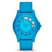 【送料無料】MARC JACOBS MBM4024 ブルー スローン [クォーツ腕時計(レディース)]
