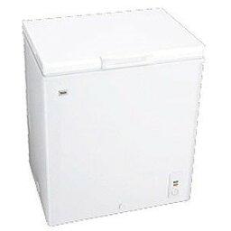 【送料無料】ハイアール JF-NC145F-W ホワイト [冷凍庫 (145L・上開き)]