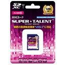 【送料無料】SUPER TALENT ST28SU1P [SDXCメモリーカード (class10 128GB)]