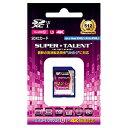【送料無料】SUPER TALENT ST12SU1P SDカード (512GB)
