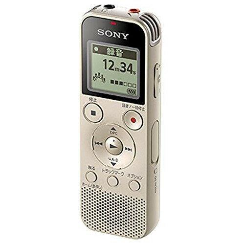 【送料無料】SONY ICD-PX470FNC ゴールド [ICレコーダー]