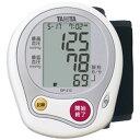 ショッピング血圧計 TANITA BP-212-WH ホワイト [手首式血圧計]