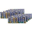 東芝 1318-LR6L 100P アルカリ乾電池 単3形 100本パック