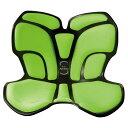 【送料無料】MTG BS-AT2006F-G ブライトグリーン Style ATHLETE(スタイルアスリート) [姿勢ケアシート]