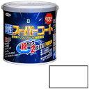 アサヒペン 水性スーパーコート 0.7L (ツヤ消し白)