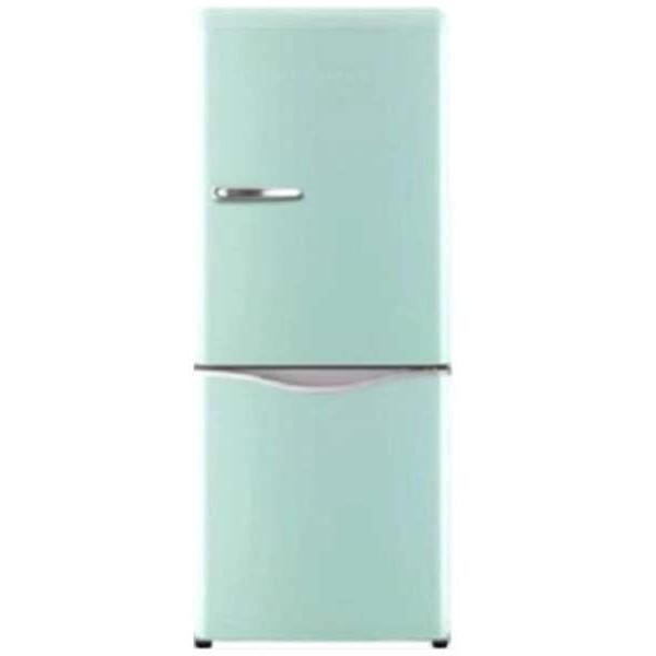 【送料無料】DAEWOO DR-C15AM アクアミント [冷蔵庫 (2ドア・右開き・150L)]
