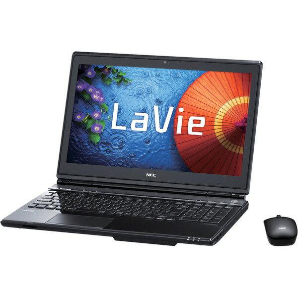 【送料無料】NEC PC-LL750MSB クリスタルブラック LaVie L LL750/MS [ノートパソコン 15.6型ワイド...