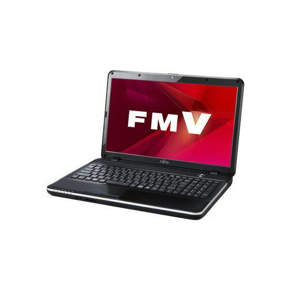 【送料無料】富士通 FMVA33LB2 シャイニーブラック FMV LIFEBOOK AH33/L [ノートパソコン/15.6型ワ...
