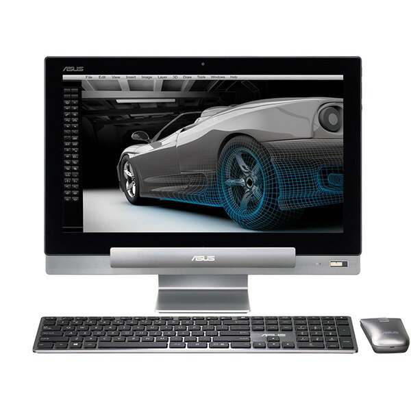 ASUS P1801-B061K TransAiO P1801 [デスクトップパソコン 18.4型ワイド液晶 HDD2TB DVDスーパーマ...