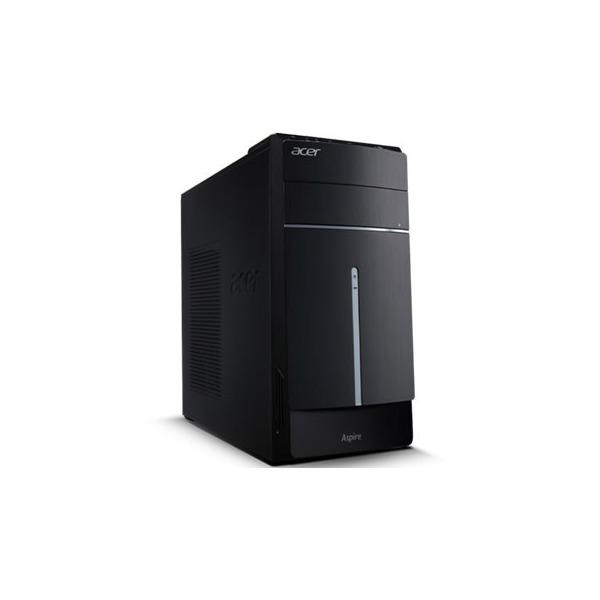 【送料無料】ACER ATC603-F74F Aspire ATC603シリーズ ブラック [デスクトップパソコン(モニターな...