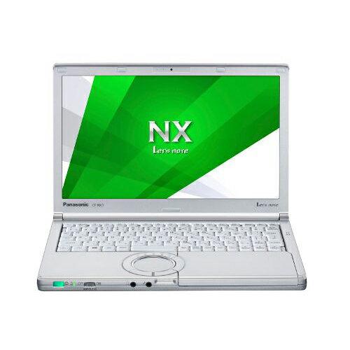 PANASONIC CF-NX3JDHTS Let's note NXシリーズ [ノートパソコン 12.1型ワイド液晶 HDD320GB](代引...