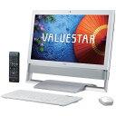 【送料無料】NEC PC-VN770SSW ファインホワイト VALUESTAR N VN770/SS [デスクトップパソコン 23型ワイド液晶 HDD3TB ブルーレイドライブ]