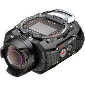 【送料無料】RICOH WG-M ブラックキット [アクションカメラ (1400万画素)]