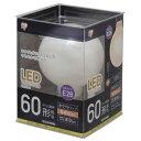 アイリスオーヤマ LDG7L-G-FW ホワイトタイプ ECOHiLUX [LEDフィラメント電球(E26口金・60W相当・810lm・電球色)]