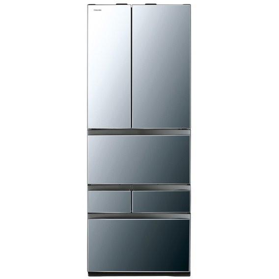 【送料無料】東芝 GR-M550FWX(X) ダイヤモンドミラー VEGETA FWXシリーズ [冷蔵庫(551L・フレンチドア)] 【代引き・後払い決済不可】【離島配送不可】