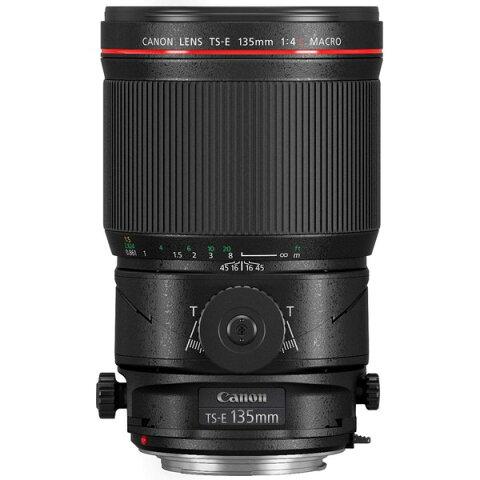 【送料無料】CANON TS-E135 F4.0L MACRO [交換レンズ TS-E135mm F4L マクロ (キヤノンEFマウント)]