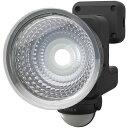 ムサシ LED-115 RITEX [フリーアーム式LED乾電池センサーライト 1.3W×1灯]